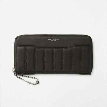 Shop the Crosby Continental Wallet on rag & bone