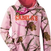 Cabela's Women's Varsity Print Hooded Sweatshirt