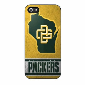 green bay packers logo cases for iphone se 5 5s 5c 4 4s 6 6s plus