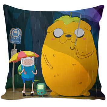 Adventure Time and Totoro