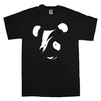 save rock panda For T-Shirt Unisex Adults size S-2XL