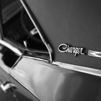 1968 Dodge Charger R/t Photograph by Gordon Dean II - 1968 Dodge Charger R/t Fine Art Prints and Posters for Sale