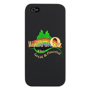 The Wizard of Oz iPhone 5 Case> WIZARD OF OZ> The Tshirt Painter