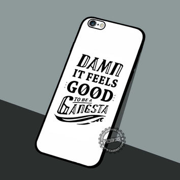 Damn it Feels Good - iPhone 7 6S SE Cases & Covers