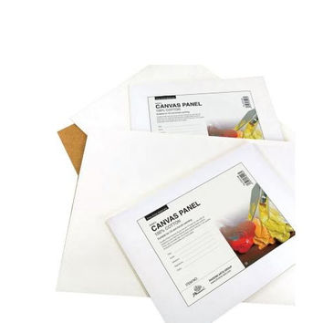 11x14 Cotton Canvas Panels  - 12 pack