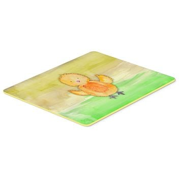 Chicken Watercolor Kitchen or Bath Mat 24x36 BB7411JCMT