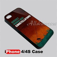 August Burns Red Constellations iPhone 4/4S case Cover
