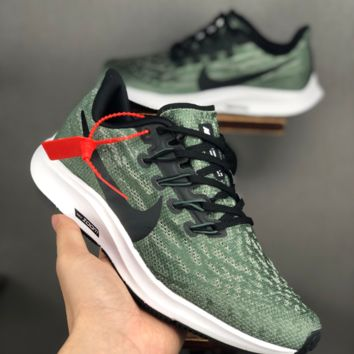 HCXX 19June 1070 Nike Air Zoom Pegasus 36 Mesh Breathable Lightweight soft soles running shoes