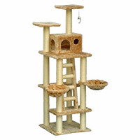 Majestic 72 Inch Casita Cat Tree