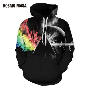3d Print Full Pullovers Hoodie Sweatshirt For Men Women Spring Autumn Loose Thin Hooded Jackets Hoodies