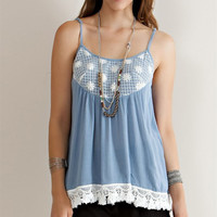 Summer Time Top - Blue