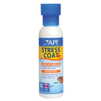 API® Stress Coat Tap Water Aquarium Conditioner | Water Conditioners | PetSmart