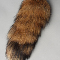 The American Red Fox Tail by Harlett | Karmaloop.com - Global Concrete Culture