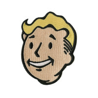 Fallout Vault Boy Face Patch