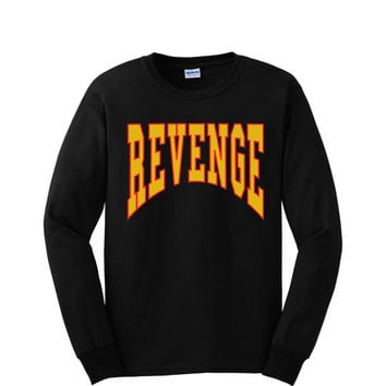 Revenge Drake Long Sleeve and Short sleeve Men T-shirt, Revenge Summer sixteen Tour drake shirt, Drizzy Drake revenge Sweatshirt