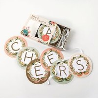 Rifle Paper Co. Botanical Party Garland  in Peach Size: One Size Gifts