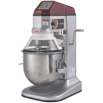 Commercial Kitchen Countertop Planetary Mixer 12 Qt.
