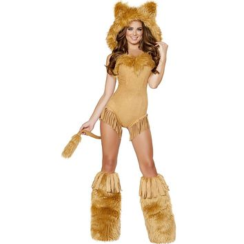 Nala Girl Halloween Costume