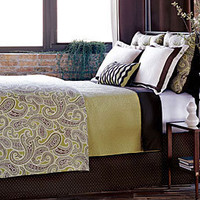 Fontaine Bedding - Bedding Collections - Fine Linens & Accents - Bedding & Bath - PoshLiving