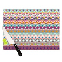 "Nika Martinez ""Ayasha"" Cutting Board"