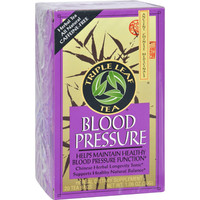 Triple Leaf Tea Blood Pressure - 20 Tea Bags - Case Of 6