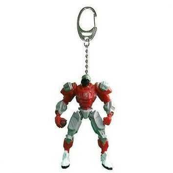 Tampa Bay Buccaneers NFL 3-Inch Fox Sports Team Robot Key Chain
