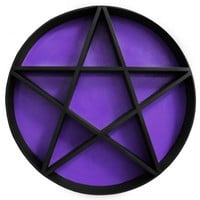 Black & Purple | PENTAGRAM SHELF [PRE-ORDER]