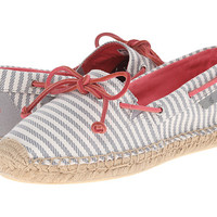Sperry Top-Sider Katama Charcoal Stripe - 6pm.com