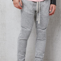 PacSun Drop Skinny Moto Fleece Jogger Pants at PacSun.com