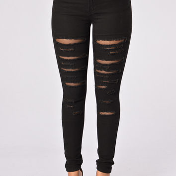 Outlaw Pants - Black