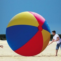 Big Mouth Toys Gigantic Beach Ball | The Gadget Flow