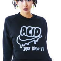 United Couture Drop Acid Sweatshirt
