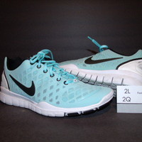 Womens Nike FREE TR Fit Running Training Shoes size 9