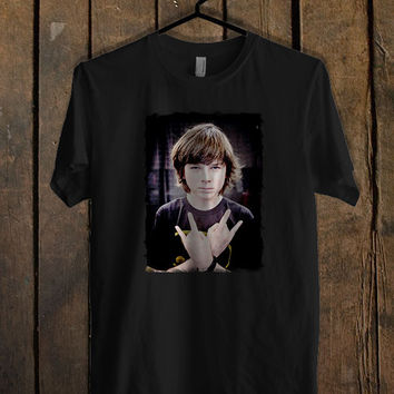 chandler riggs carl grimes T Shirt Mens T Shirt and Womens T Shirt **