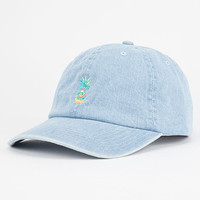 BLUE CROWN Pineapple Dad Hat | Dad Hats