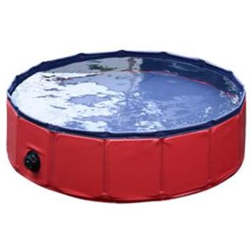 "47.2"" Folding Pet Swimming Pool"