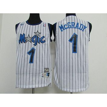 Orlando Magic #1 Tracy McGrady Swingman Jersey
