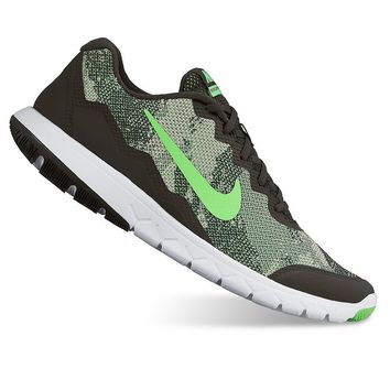 Nike Flex Experience Run 4 Premium Men's Running Shoes (Green)