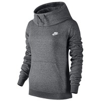 Nike NSW Funnel Fleece - Women's at Champs Sports