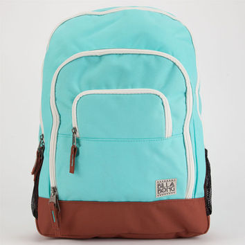 Billabong Ultraviolet Babe Backpack Turquoise One Size For Women 25051324101