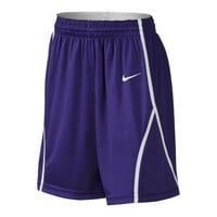 Nike Front Court Girls' Basketball Shorts - Team Purple