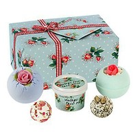Buy Bomb Cosmetics Vintage Rosehip Bath Gift Set online at JohnLewis.com