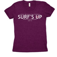 Surf's Up Female ( Tri-Cranberry)