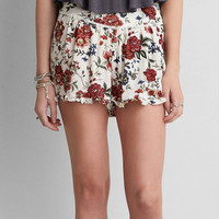 AEO RUFFLE SOFT SHORT