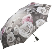 Galleria Antique Rose Folding Umbrella