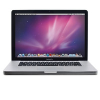 Apple MacBook Pro Core 2 Duo T9600 2.8GHz 4GB 500GB DVD±RW GeForce 9600M GT 15.4 AirPort OS X w/Webcam (Mid 2009) - B