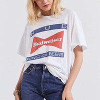 Junk Food Budweiser King of Beers Tee | Urban Outfitters