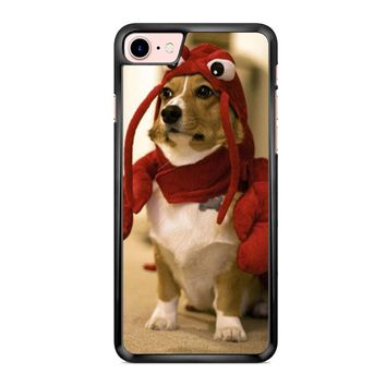 Lobster Corgi Doggo 1 iPhone 7 Case