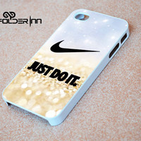 Nike Just Do It art iPhone 4s iphone 5 iphone 5s iphone 6 case, Samsung s3 samsung s4 samsung s5 note 3 note 4 case, iPod 4 5 Case