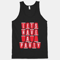 Lets Have a Party | HUMAN